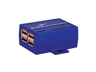 ADVANTECH B+B SMARTWORKS UH104 USB 2.0 HUB, 4 Port - 1 item(s) by ADVANTECH B+B SMARTWORKS