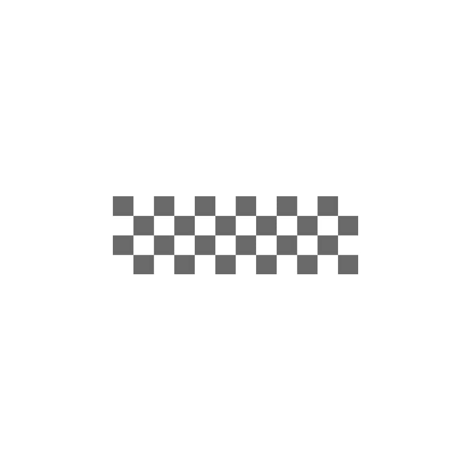 Wall Pops  WPS0610 Rally Racers Stripe Wall Decals