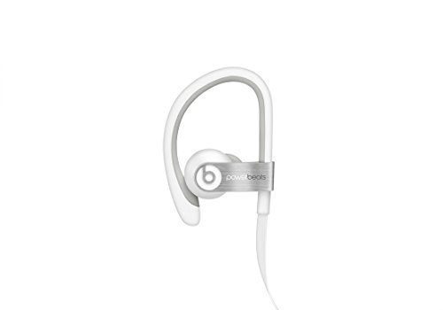 Powerbeats 2 WIRED In-Ear Headphone - White