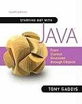 Starting out with java&video notes on CD Pk, Gaddis and Gaddis, Tony, 0138011745
