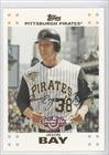 Pittsburgh Pirates Jason Bay (Jason Bay Pittsburgh Pirates (Baseball Card) 2007 Topps Opening Day #134)