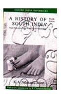 A History of South India: From Prehistoric Times to the Fall of Vijayanagar by K.A.Nilakanta Shastri (1976-11-18)