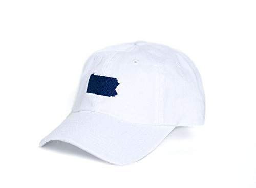 STATE TRADITIONS PA Happy Valley Gameday Hat in White