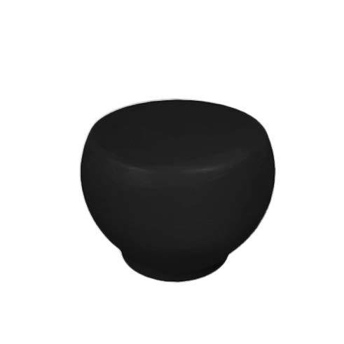Mesa outdoor - indoor, mesita auxiliar color negro, modelo OU