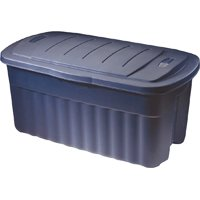 RubbermaidProducts Storage Totes 40 Gal Roughneck, Sold as 1 Each (Tote Roughneck Storage)