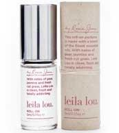 Leila Lou Aromatherapy Oil for Women 0.2 oz (Aromatherapy Perfume)