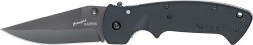Columbia River Knife and Tool CRKT 6773Z Crawford Kasper Teflon Blade Knife, Outdoor Stuffs