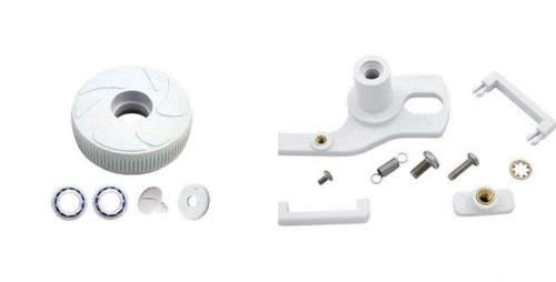 Polaris 180 280 Swing Axel/Idler Wheel Screw/Washer/Bearing C36 C16 C55 C60 C64