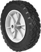 Lawn Mower Wheel Plastic (Rotary # 8927 Plastic Lawnmower Wheel For Snapper # 22374)