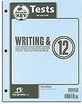 img - for Writing Grammar Tests AK Grd12 book / textbook / text book