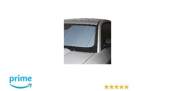 1 Pack Covercraft UV11518SV Silver UVS 100 Custom Fit Sunscreen for Select Chevrolet Equinox Models Laminate Material