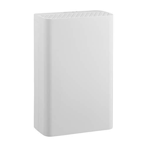 🥇 AmazonBasics – Purificador de aire portátil de 50 W con velocidad turbo