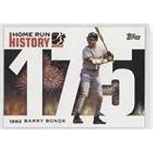 Barry Bonds (Baseball Card) 2005 Topps - Multi-Product Insert Home Run History Barry Bonds #BB 175