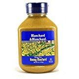 Blanchard & Blanchard Gluten Free Imitation Mustard 9 Oz. Pack Of 12.
