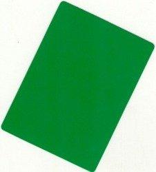 Trademark Bridge Size Cut Card Green (Green) by Trademark Global