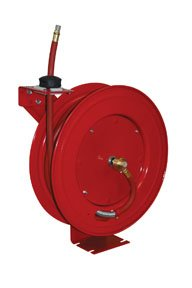 ATD31166 ATD Tools 31166 r360fa12 ''3/8'''''' x 50 ft. Retractable Air Hose Reel oirt55 91g3nxl37hj bnwe21 Heavy 1vx3h680z s89845ahb5 gauge all-steel reel assembly by delegvixzaw