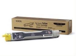Xerox Toner Cartridge (Yellow,1-Pack) (Capacity Phaser Cart High)