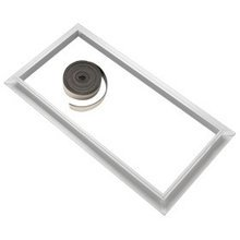 Velux Zzz1992230 Accessory Tray For Fcm 2230, Plastic, White