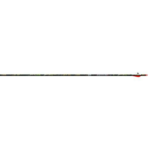 Beman Carbon - Beman ICS Hunter Arrows with XPV Vanes (6 Pack), Camouflage, 340