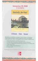 Student CD-ROM Package to accompany Deutsch: Na klar! An Introductory German Course