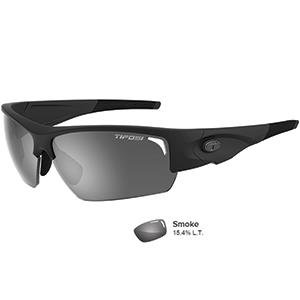 9c151ee7d49 Amazon.com   Tifosi Optics Tifosi Lore Sl Matte Black Single Lens Sunglasses  - Smoke   Beauty