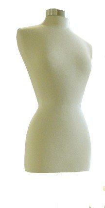 Manne-King Ladies Size 8 Dress Form with Neck Cap and Jersey - Customizable! by Manne-King