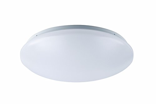 Elitco Lighting CF3004 LED-Household-Light-Bulbs Cloud Ceiling Flush, 5000K, 116°, CRI80, ES, UL, 22W, 150W Equivalent, 50000HRS, LM1672, Dimmable, 5 Years Warranty, Input Voltage 120V