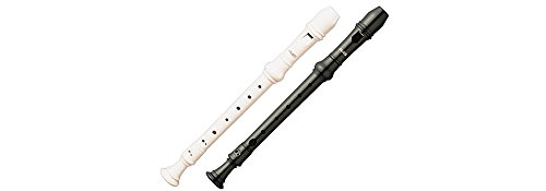 Aulos A303A 3-Piece Soprano Recorder with Baroque Fingering (Flute Ensemble Pieces)