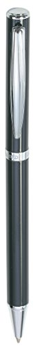 Marquis by Waterford Arcadia II Twist Action Ball Pen, Black Lacquer (WM/712/BLK) by Marquis