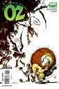 THE WONDERFUL WIZARD OF OZ #6 (OF 8) MARVEL COMIC BOOK ART BY SKOTTIE YOUNG