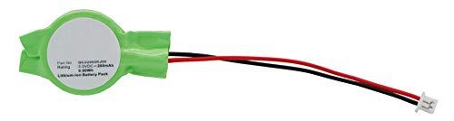 (Synergy Digital Battery Compatible with Advent Presario CQ56-112SA CMOS/BIOS Battery (Li-Ion, 3V, 200 mAh) - Repl. Advent GC02000KJ00)