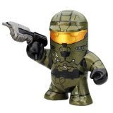 Halo 3 McFarlane Toys Odd Pod Stylized Figure Master Chief (Assault Rifle) (Halo Odd Pods)