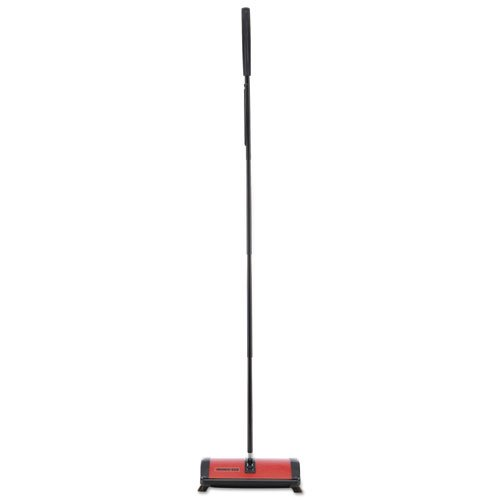 Ork 23T 9.5 x 8 x 43.5 in. Restaurateur Sweeper - Red ()