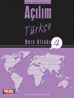 ACILIM Turkce Ders Kitabi 4 (Turkish learning textbook)