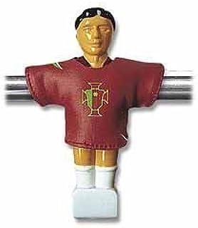 Babyfoot-ensemble maillot portugal Kicker-Trikot