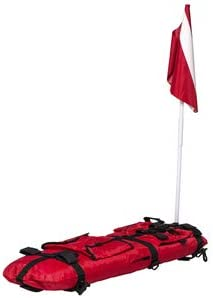 Marlin Dive Freedive Sparfishing Safety Buoy Reef Red