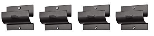 Racor - PSM-1R - Pro Store Multi-Use Storage Bracket - Wheelbarrow and Ladder Hanger (Fоur Paсk)