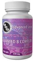 Advanced B Complex (180 VeggieCaps) Brand: A.O.R Advanced Orthomolecular Research by Advanced Orthomolecular Research