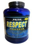 Superfood Protein Shake- Respect Protein Vanilla Ice Cream 60 Servings - Best Meal Replacement Shake for Women & Men - Whey Protein Isolate, Micellar Casein, Flax & Fiber- High Quality Protein Shake by Pride Nutrition