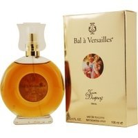Bal A Versailles Perfume For Her Eau De Toilette 3.4 oz Spray