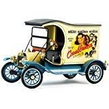 Van Ford Models - 1917 Ford Model T Cargo Van Casablanca (1942) Movie 1/18 Diecast Model Car by Motorcity Classics 88150