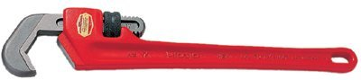 Ridgid Bronze Adjustable Pipe Wrenches, 14 1/2 In - 1 Each by Ridgid