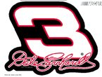 "NASCAR Dale Earnhardt Multi-Use Colored Decal, 5"" x 6"""