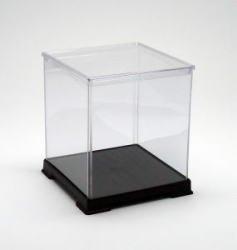 [Collection] transparent plastic case figure doll case Case W 18 x D 18 x H 20 (cm) (japan import) by Octagon