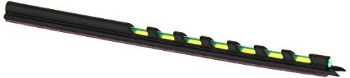 TRUGLO Glo-Dot Pro Series Fiber Optic Sight Universal Green ()