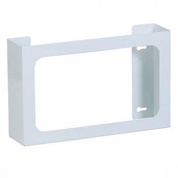 Triple White Steel Glove Box Holder - CL-GW-2030