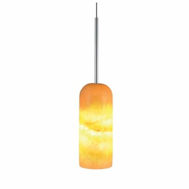 picture of Jesco Lighting QAP226-OX-SN 1-Light Monorail Quick Adapt Low Voltage Pendant, Onyx With Satin Nickel