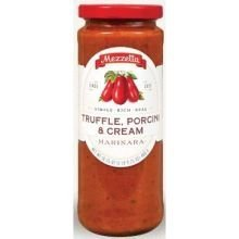 Porcini Cream - Mezzetta Porcini and Cream Truffle Marinara Pasta Sauce, 16.25 Ounce - 6 per case.