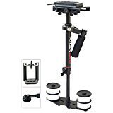 """FLYCAM Nano 19""""/48cm Handheld Mini Camera Stabilizer for DSLR Video Cameras up to 1.5kg/3.3lbs 