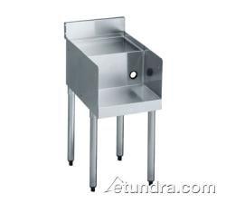Krowne Metal 18-18FT 1800 Series Freestanding Underbar Blender Station 18